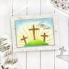 Jesus Paid It All Stamp & Die Bundle