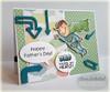 Super Dad Clear Stamp Set