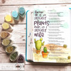 Creative Worship: Note This Clear Stamp Set