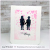 Happy Together Clear Stamp Set