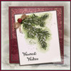 Christmas Pine Clear Stamp Set