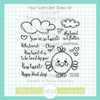How Tweet Clear Stamp Set