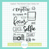 Capture This Moment Clear Stamp Set