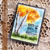 Faith Quote Blocks Clear Stamp Set