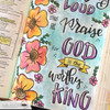 Creative Worship: Worthy King Clear Stamp Set