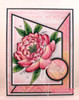 Peaceful Peonies Clear Stamp Set