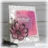 Fantastic Flowers Clear Stamp Set