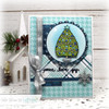 Christmas Topiaries Clear Stamp Set