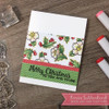 PREORDER Christmas Botanicals Clear Stamp Set