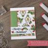 Christmas Botanicals Clear Stamp Set