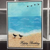 Scene Silhouettes: Wetlands Clear Stamp Set