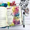 Creative Worship: Skinny Minnie Alpha Clear Stamp Set