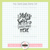 Creative Worship: Holy Spirit Clear Stamp Single