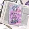 Creative Worship: Just Say Jesus Clear Stamp Set