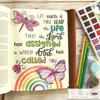 Creative Worship: Bitty Minnie Alpha Clear Stamp Set