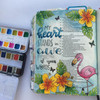 Be a Flamingo Clear Stamp Set