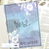 Creative Worship: Script Outline Alpha Clear Stamp Set