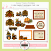 Creative Worship: Giving Thanks Printable