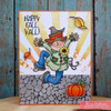 Happy Scarecrow Clear Stamp Set