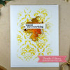 Give Thanks Clear Stamp Set
