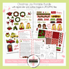 Creative Worship: Christmas Joy Printable Bundle with Devotional