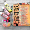 Creative Worship: Happy Alpha Clear Stamp Set