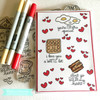 Punny Love Clear Stamp Set