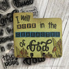 Creative Worship: Typewriter Blocks Alpha Clear Stamp Set