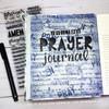Creative Worship: Typewriter Blocks Alpha Clear Stamp Set