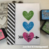 Creative Worship: Genuine Love Clear Stamp Set