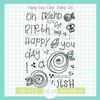 April Stamp of the Month: Happy Day Clear Stamp Set