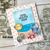 Mer-mazing Clear Stamp Set