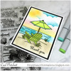 By the Sea Clear Stamp Set