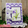 Sentimental Wordfetti Clear Stamp Set