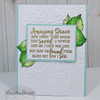 Singing Praises Clear Stamp Set