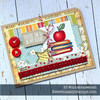 Back to School Clear Stamp Set