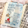 Creative Worship: School Days Alpha Clear Stamp Set