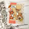 Fur-ever Friends Clear Stamp Set