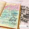 Creative Worship: Trust in the Lord Clear Stamp Set