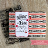 Creative Worship: Fall in Love with Jesus Clear Stamp Set