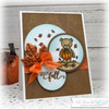 Fall Remix: Rhubarb's Harvest Clear Stamp Set
