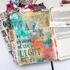 Creative Worship: Art Deco Alpha Clear Stamp Set
