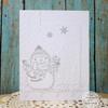 Cheerful Snowmen Clear Stamp Set