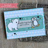 Winter Hugs Clear Stamp Set