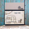 Happy Camper Clear Stamp Set