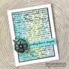 PREORDER Creative Worship: Vintage Love Clear Stamp Set