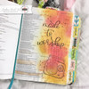 Creative Worship: With Love Alpha Clear Stamp Set