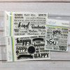 Focal Word Stamp Set Bundle