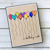 Birthday Borders Clear Stamp Set