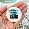 "Enough Stamps 2"" Vinyl Sticker Swag"